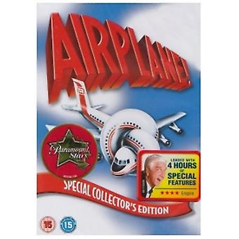 avion! DVD spécial édition collector