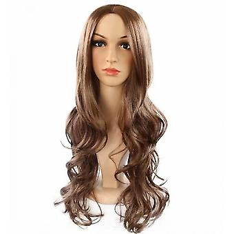 Long Curly Wavy Wig For Women
