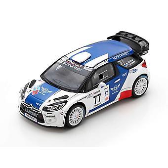 Citroen DS3 WRC Valtteri Bottas (Winner Rally Circuit Cote d'Azur 2019)