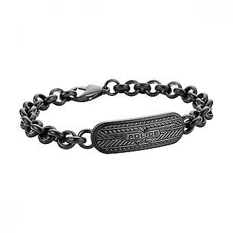 Police jewels men's bracelet  pj26402bsu02