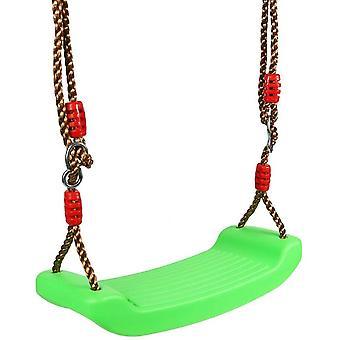 Children's Swing Plastic Zittend Outdoor Indoor Swing, blauw