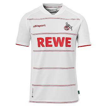2021-2022 FC Koln Hjemmeskjorte