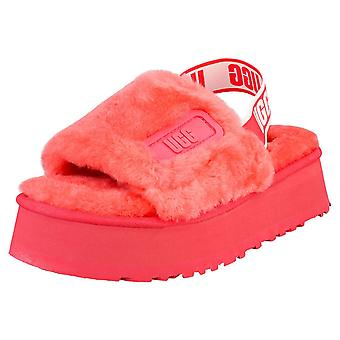 UGG Disco Slide Womens Slippers Sandals in Pink