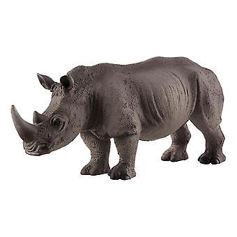 Wildlife & Woodland White Rhinoceros Toy Figure