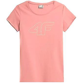 4F TSD353 NOSH4TSD353JASNYR koulutus ympäri vuoden naisten t-paita