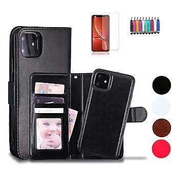 Iphone 12 Pro - Lederen hoesje / Bescherming