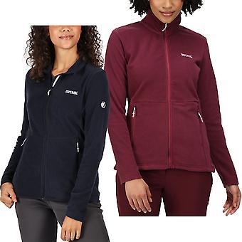Regatta Womens Floreo III Full Zip Outdoor Warm Winter Fleece Jacket Coat