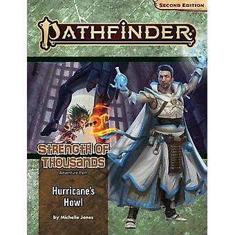 Pathfinder Adventure Path Hurricanes Howl Strength of Thousands 3 of 6 P2 by Michelle Jones