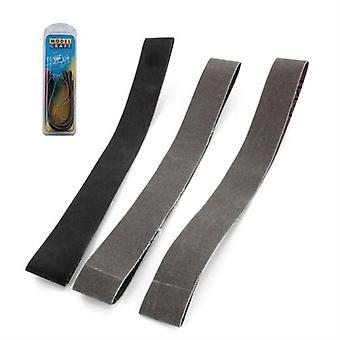 3 Sander bands - 25mm
