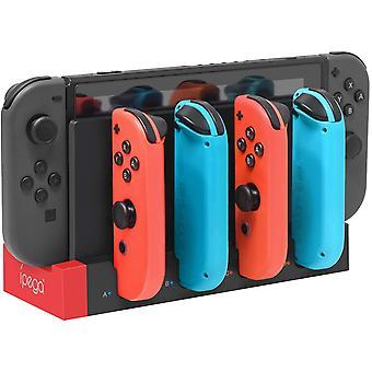 Switch Joy Con Contrôleur Chargeur Dock Stand Support pour Nintendo Switch Ns Joy-con Game Support Dock pour la charge