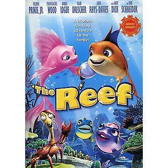 Reef [DVD] USA import