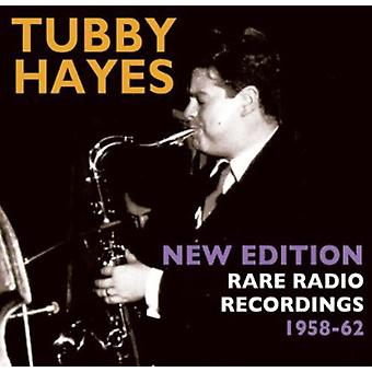 Tubby Hayes - New Edition: Rare Radio Recordings 1958-62 [CD] USA import
