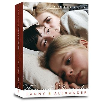 Fanny & Alexander [DVD] USA importieren