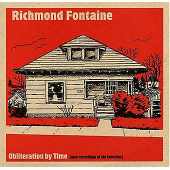 Richmond Fontaine - Obliteration by Time [CD] USA import