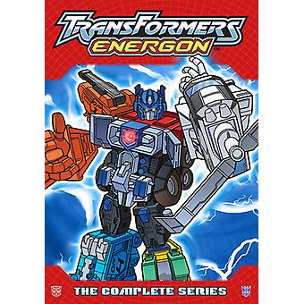 Transformers Energon: Complete Series [DVD] USA import