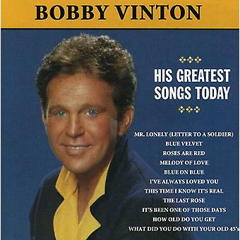 Bobby Vinton - Mr. Lonely-Greatest Songs Toda [CD] USA import