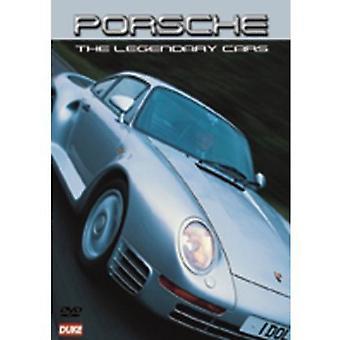 Porsche Legendary Cars [DVD] USA import