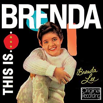 Brenda Lee - This Is Brenda [CD] USA import