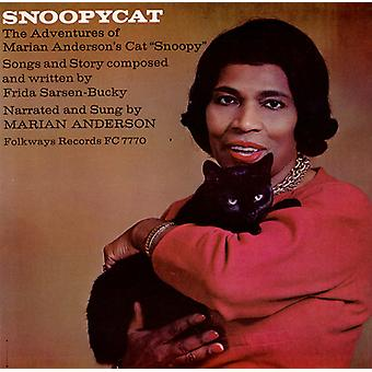 Marian Anderson - Snoopycat: The Adventures of Marian Anderson's Cat [CD] USA import