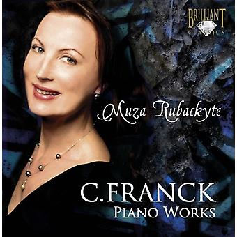 C. Franck - Franck: Piano Works [CD] USA import