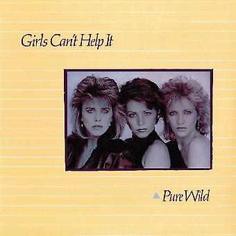 Girls Can't Help It - Pure Wild [CD] USA import