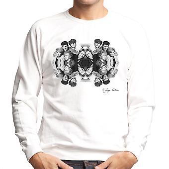 Duran Duran Mirrored Men's Sweatshirt