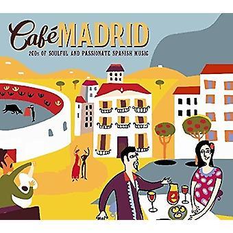 Cafe Madrid - Cafe Madrid [CD] USA import