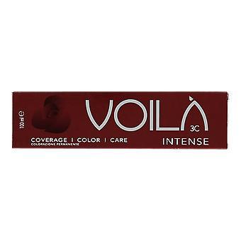 Intercosmo Voila intens licht koper blond 8.4 permanente haarkleur 100ml