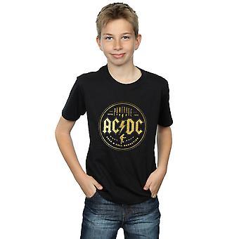 Chłopcy AC/DC Rock N Roll Damnation T-Shirt