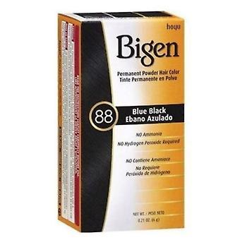 ביגאן אבקת צבע שיער #88 כחול שחור