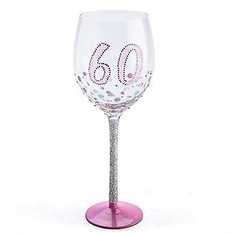Birthday Sparkle Wine Glass