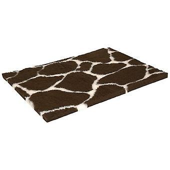 Petlife non-alunecare Vetbed pentru Dog girafa Print