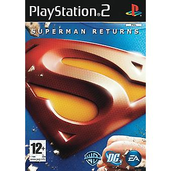 Superman Returns (PS2) - Nieuwe fabriek verzegeld