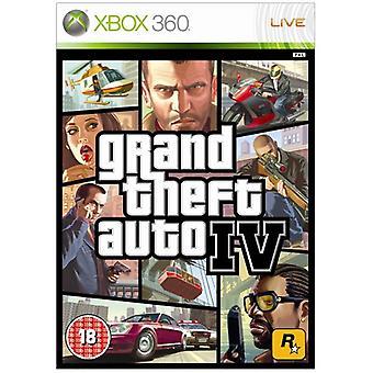 Grand Theft Auto IV (Xbox 360) - Als nieuw