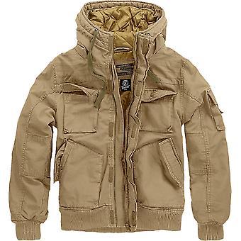 Brandit jacket bronze