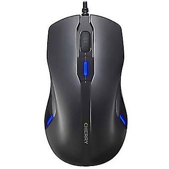 CHERRY MC4000 USB Wi-Fi mouse Optical Backlit Black