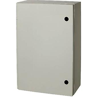 Fibox CAB P 604023 Wall-mount enclosure 615 x 415 x 230 Polyester Grey-white (RAL 7035) 1 pc(s)