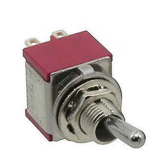 Interruptor de eje de balancín interruptor 2 polos, ON-ON