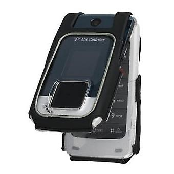 Luva Scuba II Cellsuit caso para LG Muziq AX565 UX565 do corpo (9086201)