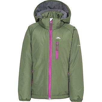 Trespass meninas Shasta impermeável Windproof isolado casaco casaco quente
