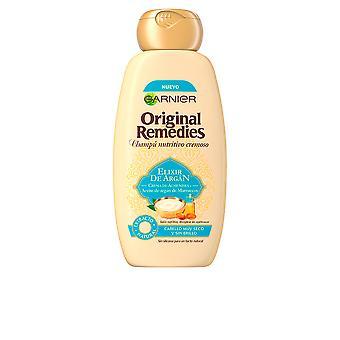 Garnier-Original Heilmittel Shampoo Elixir De Argan 300 Ml Unisex