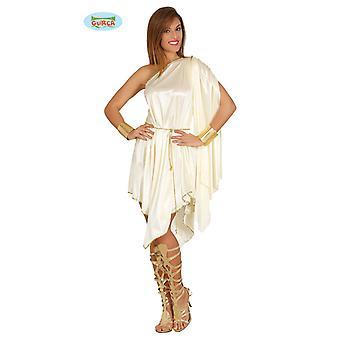 Deusa grega vestir o traje para senhoras Olympus de carnaval antigo grego