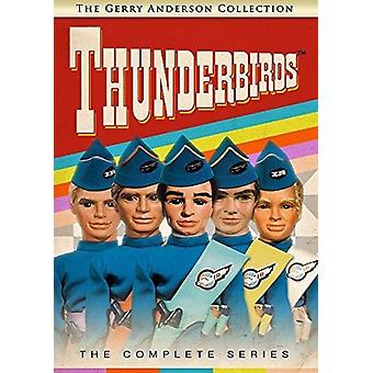 Thunderbirds: The Complete Series [DVD] USA import