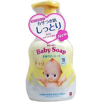 Cow Kewpie fuktig hela kroppen Baby Soap Baby schampo 400ml