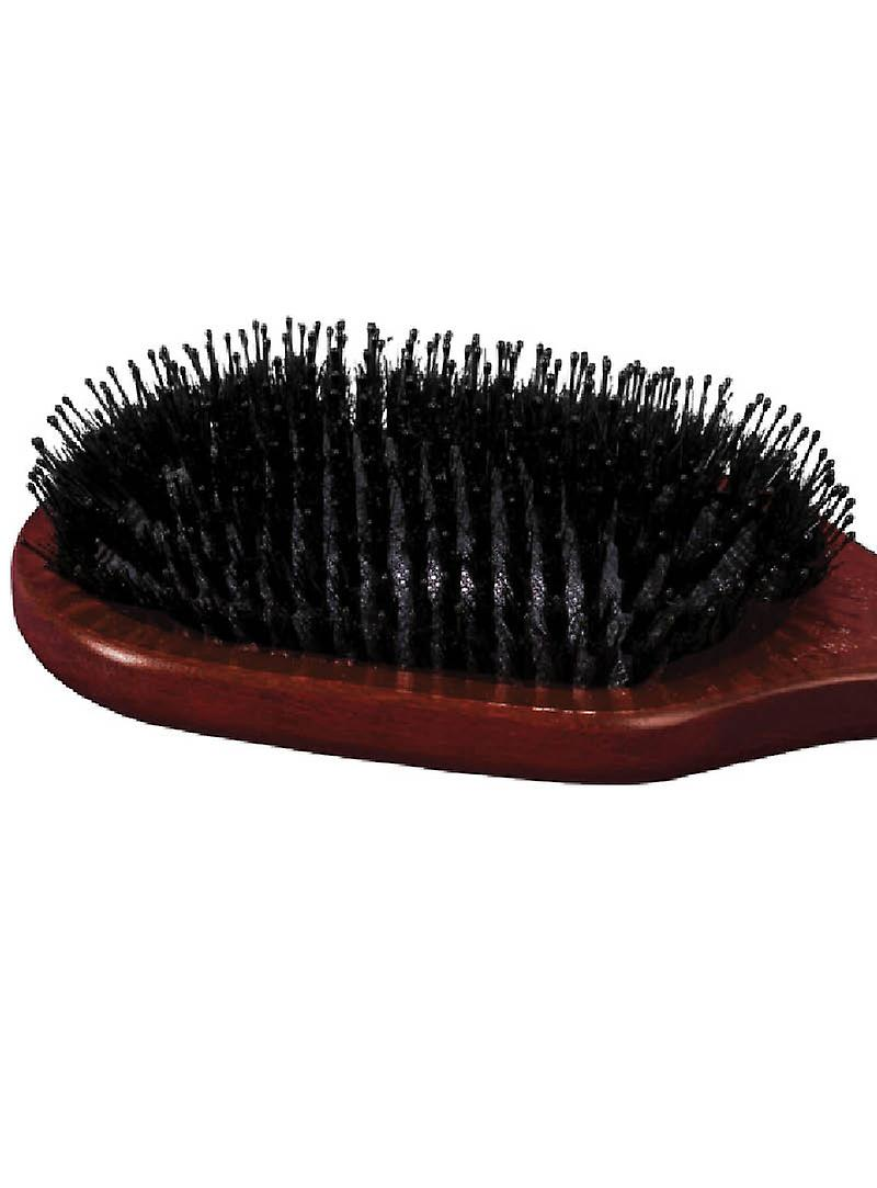 Hercules Sagemann Luxury Boar Hair Brush With Pins Extra Large