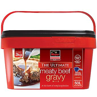 Major Gluten Free Meaty Beef Gravy Mix