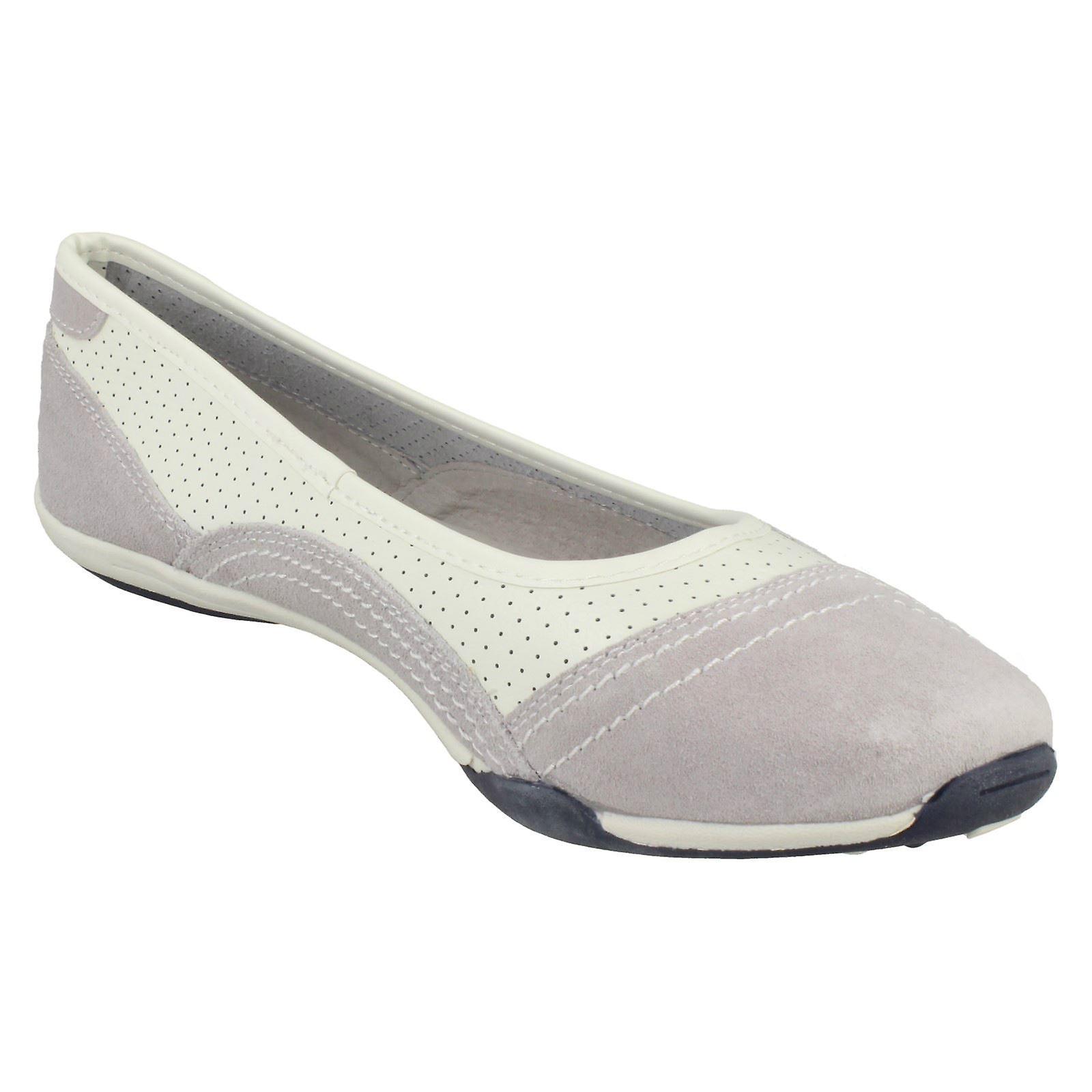 Panie przy ziemi płaskie baleriny buty F8991 lGtQs5