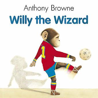 Willy guiden af Anthony Browne - 9780552549356 bog