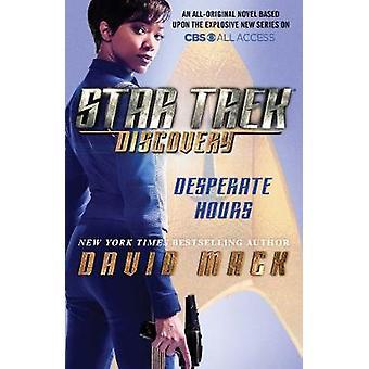 Star Trek - Discovery - horas desesperadas por David Mack - 9781501164576 B
