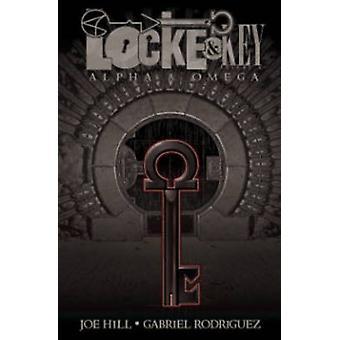 Locke & Key - Volume 6 - Alpha & Omega by Joe Hill - Gabriel Rodriguez